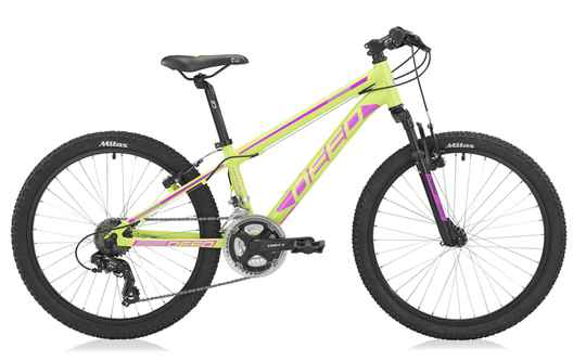 "kinder mounten bike deed 24"" rookie"