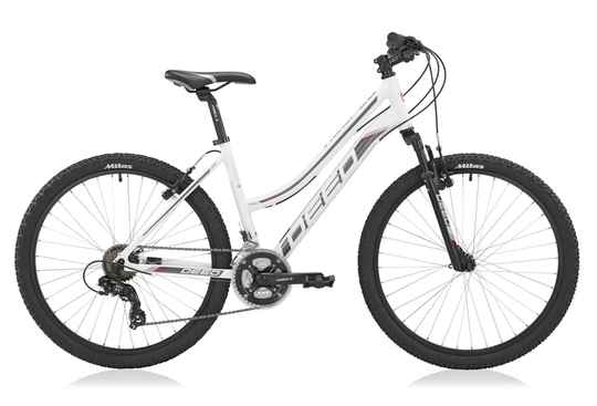 "mountenbike deed hope 26"" 21 vit shimano dame of heer"