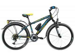 "tropea 24 "" city bike  18 vit shimano"