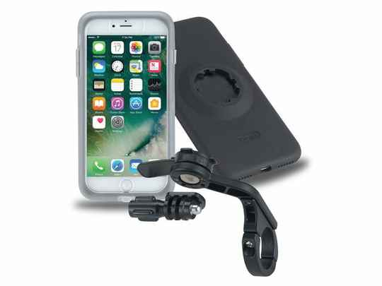 Tigra Sport MountCase 2 Bike Kit Forward for iPhone 7/8
