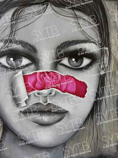 SYTB☆Inside Beauty 2018 (Original Painting)