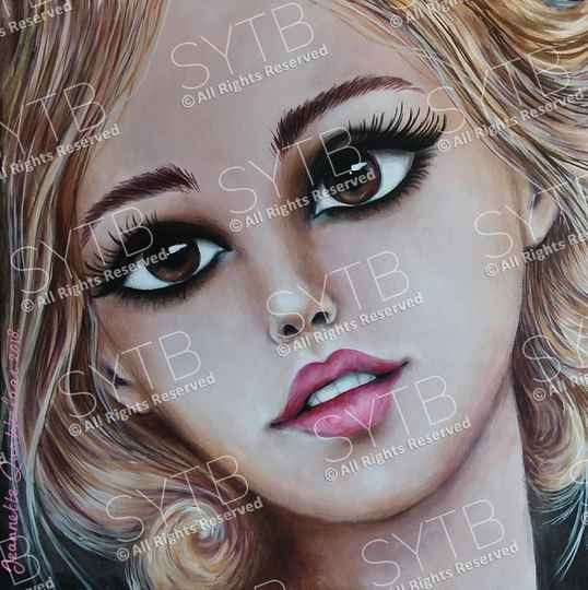 SYTB☆Soft Beauty 2018 (Original painting)