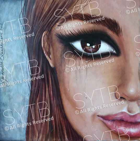 SYTB☆Life Beauty 2018 (Original painting)