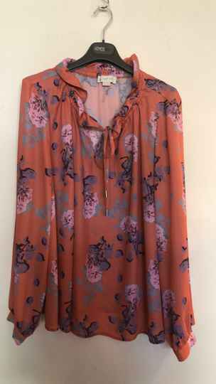 BLOUSE  LOST INK SIZE 48