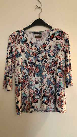 BLOUSE  VICTOR  SIZE M