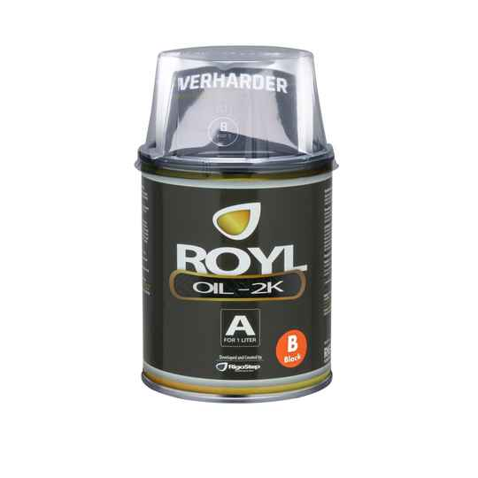 Royl 2k Olie Basic Black 1L