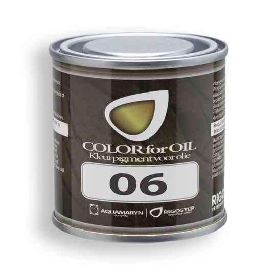 Color for Oil Canyon Red (06)