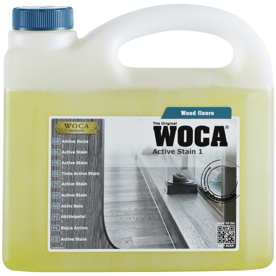 Woca Active stain 2 2,5L