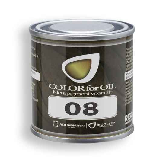 Color for Oil Mystic Black (08)