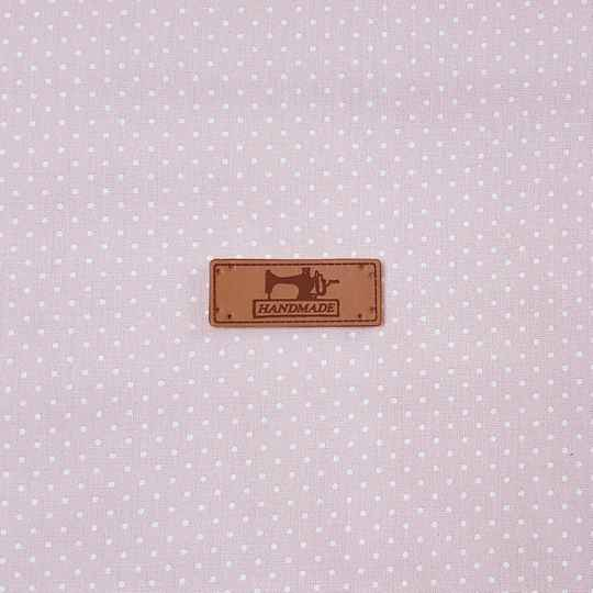 Declaration Label (PU Leather) Hand made 964