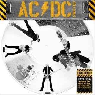 AC/DC  - Through The Mists of Time / Witch's Spell