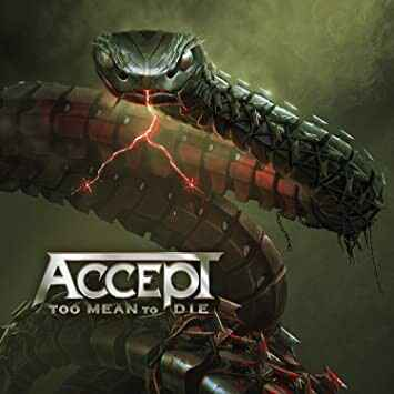 ACCEPT - Too Mean To Die - CD of Dubbel LP