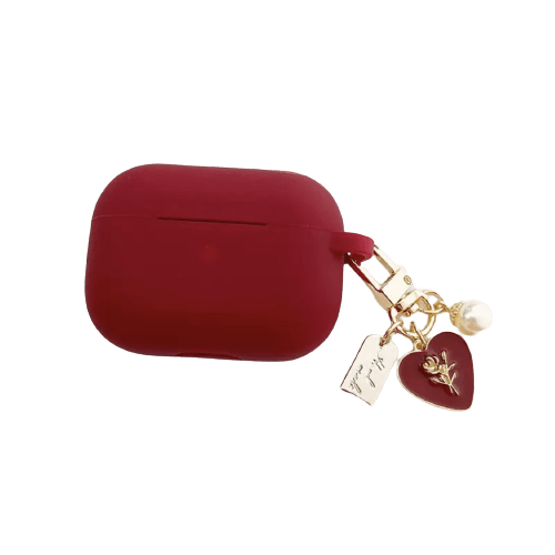 AirPods hoesje DIONE - Rood
