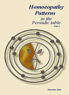 Joshi: Homeopathy and Patterns in the Periodic Table (English)