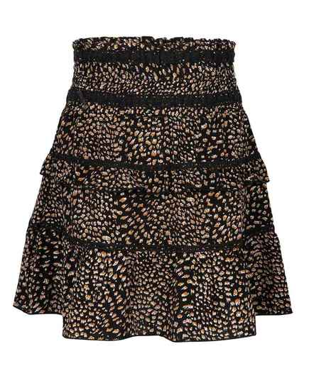 LACE TAPE SKIRT