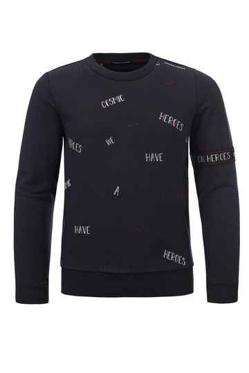 ANTRACIET SWEATER ALL OVER