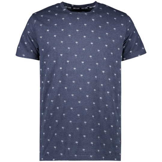 T-SHIRT HOUSTON NAVY