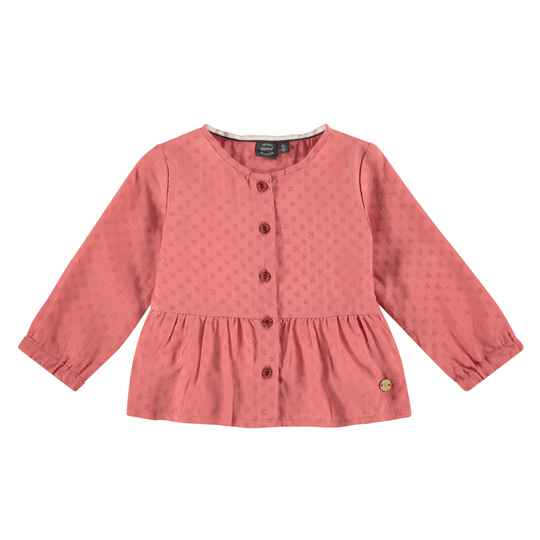 BLOUSE FADED ROSE