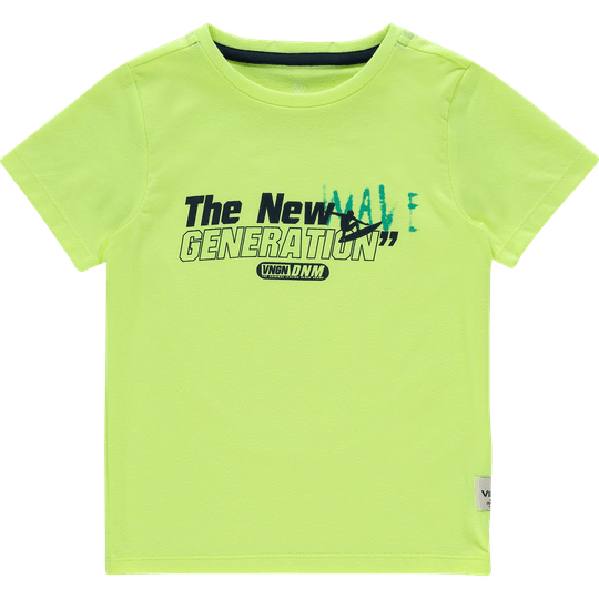 T-SHIRT HERO FRESH NEON YELLOW