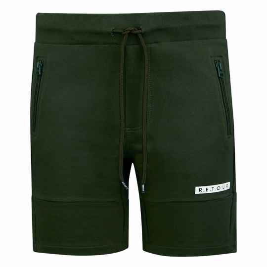 SHORT PERRY DEEP OLIVE