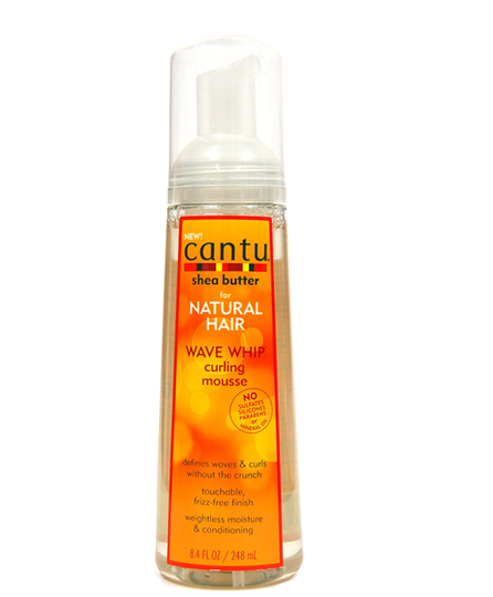 Cantu Wave Whip Mousse