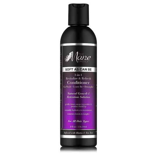 Mane Choice Soft As it can Be Co-Wash & Leave-in