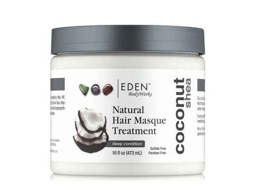 Eden BodyWorks Coconut Shea Hair Mask