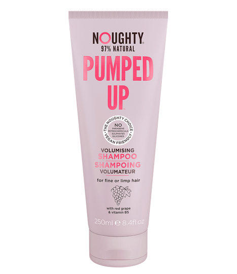 Noughty Pumped Up Shampoo