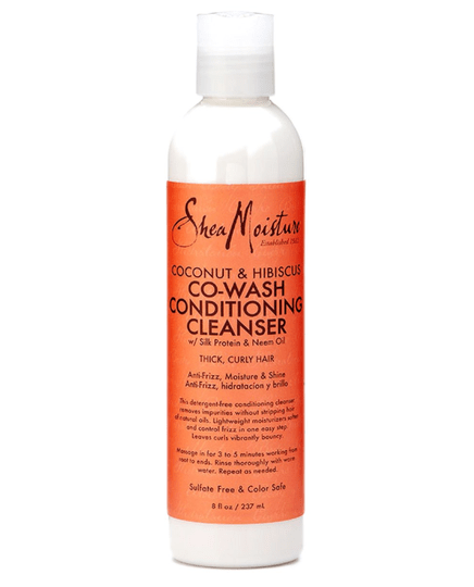 Shea Moisture Curl & Shine Co-Wash Cleanser