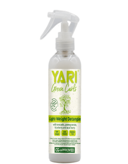 Yari Green Curls Ligth-weight Detangler