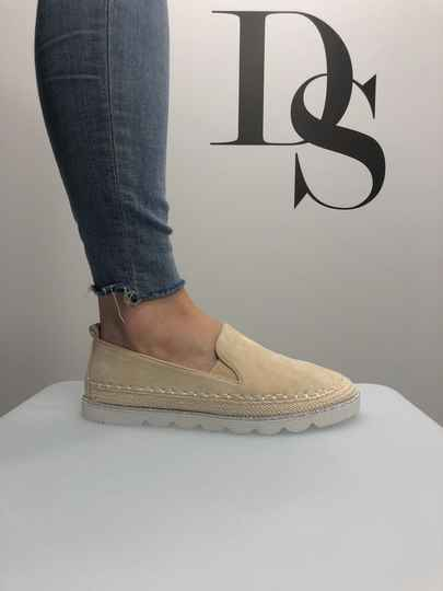 Instappers beige DS013