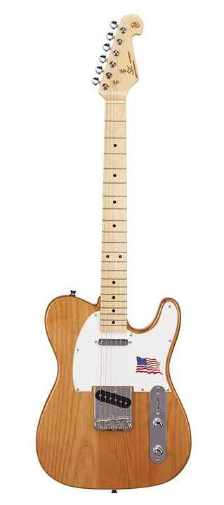 SX Guitars STL ALD Naturel Telecaster Model