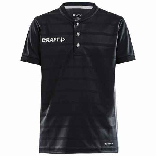 Craft Jersey Pro Control Button JR.