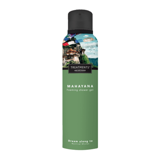 Foaming showergel Mahayana 200 ml