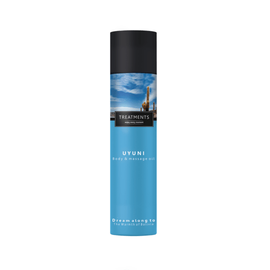 Body & massage olie Uyuni 150 ml