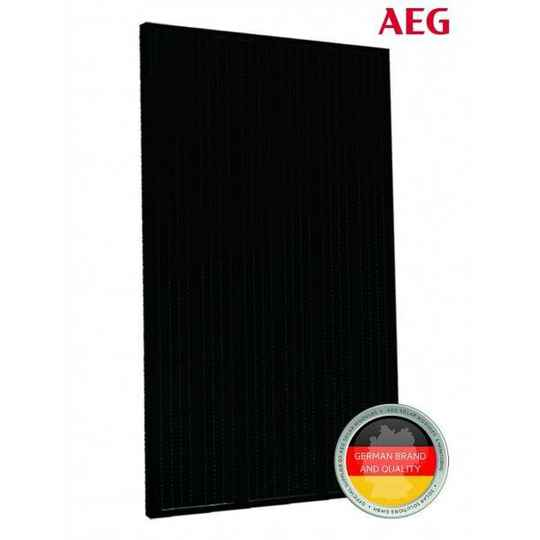 AEG 325 Wp Mono full-black