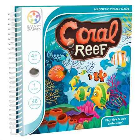 Smart Games Magnetic Travel Games Coral Reef