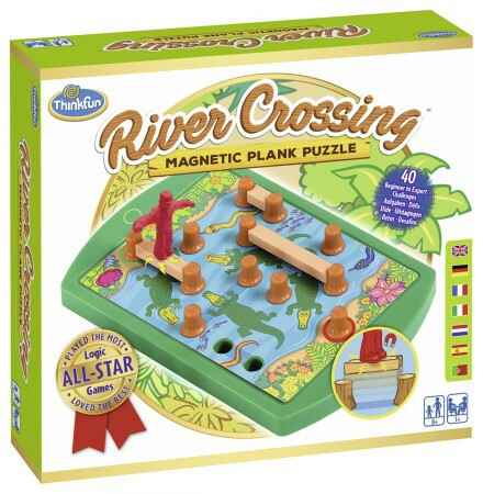 Think Fun River Crossing