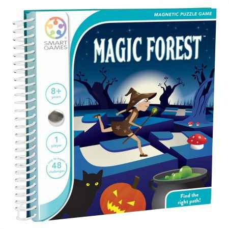 Magnetic Travel Games Magic Forest
