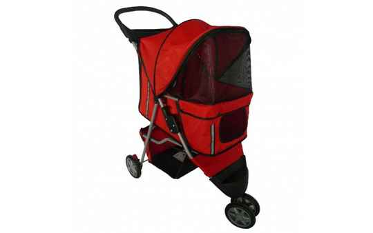 Buggy classic tot 10kg rood