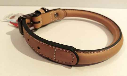 Collier rond Camel
