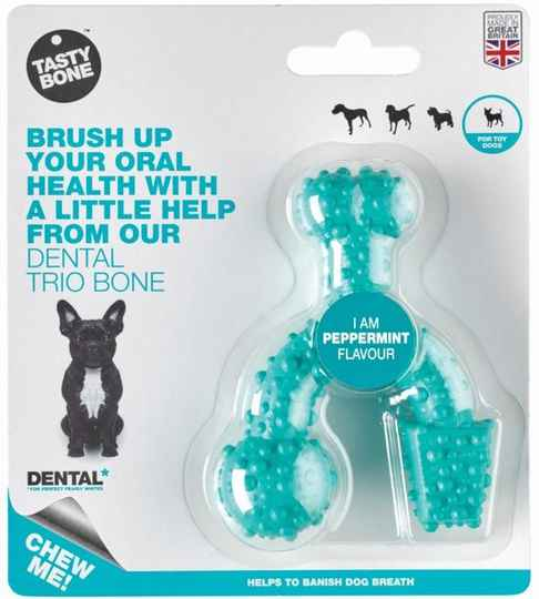 TastyBone Dental Trio Toy