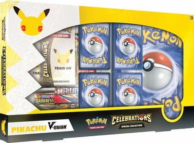 25th Anniversary Set Pokémon TCG: Celebrations Revealed, Includes Remakes of Classic Cards