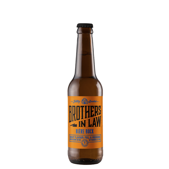 brothers in law biere bock