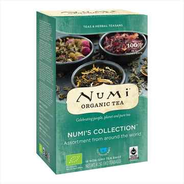 Numi's Collection.