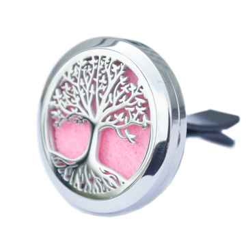 Aromatherapy Car Diffuser - Tree of Life.