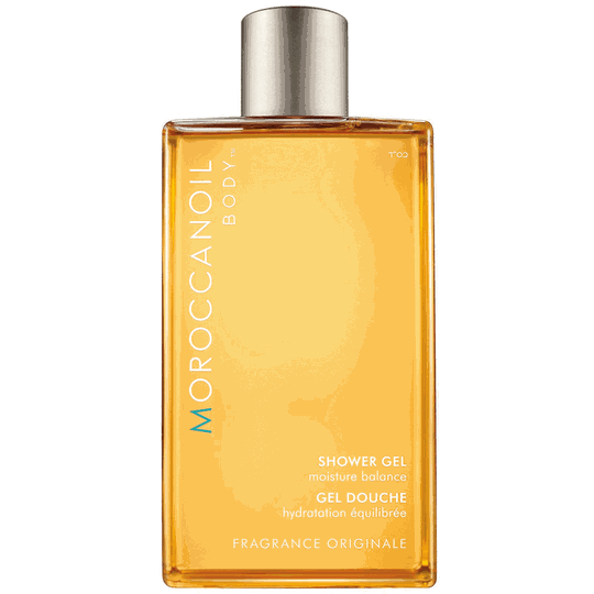 Moroccan oil shower gel