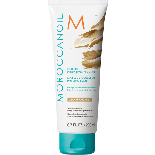 Moroccanoil Color Depositing Mask Champagne 200 ml.