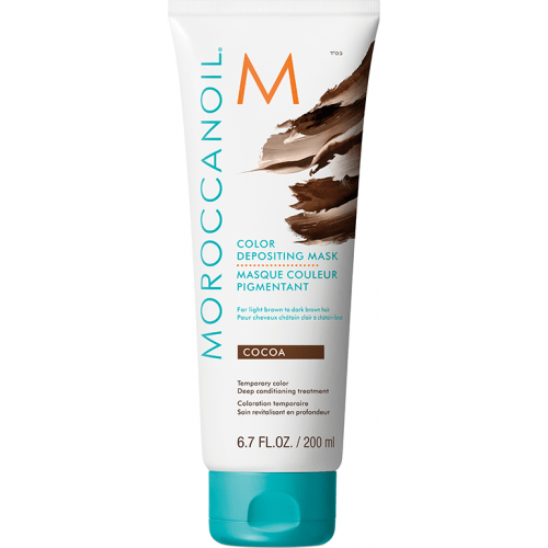 Moroccanoil Color Depositing  Mask Cacao 200 ml.