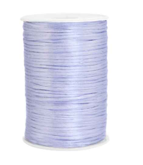 Satijn koord 2,5mm Lavender Purple